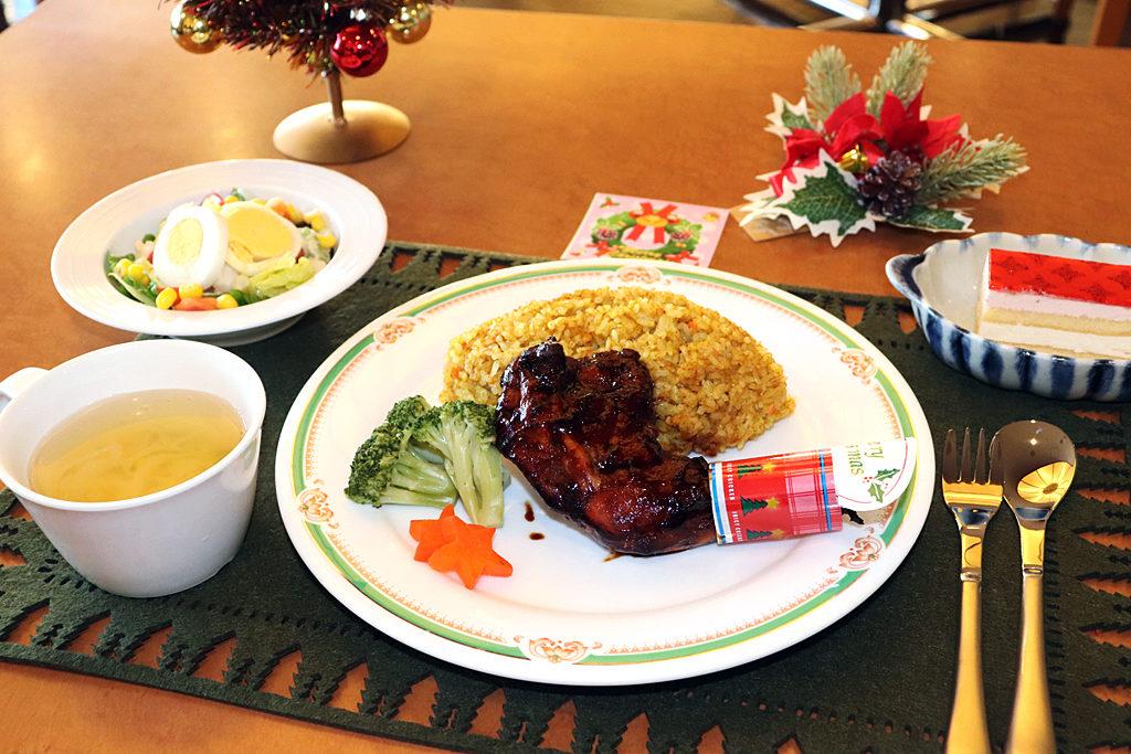 12月のイベント食(常食) 東京湾岸リハビリテーション病院