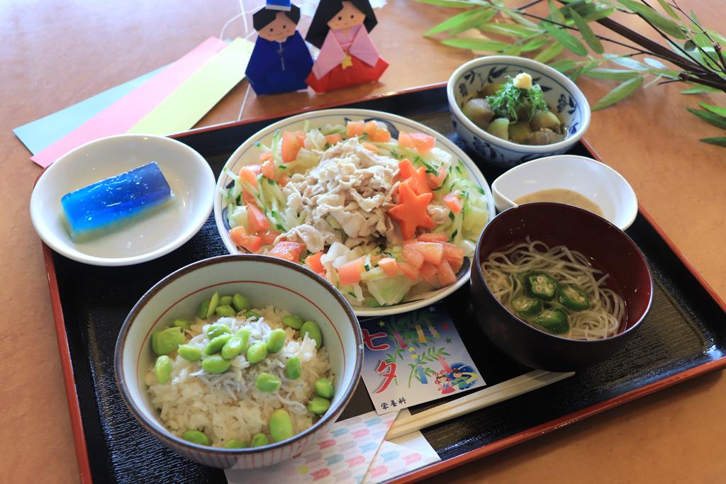行事食(21年7月)|東京湾岸リハビリテーション病院